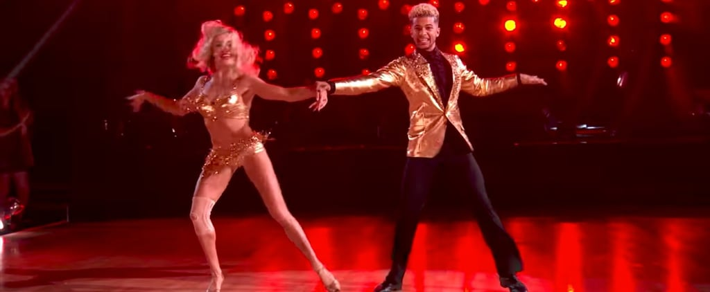Jordan Fisher Deserves the Mirror Ball Trophy After This Impressive DWTS Performance