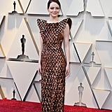 Emma Stone Dress Oscars 2019