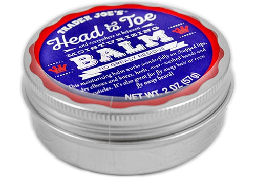 Trader Joe's Head to Toe moisturising Balm