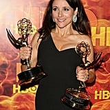 Pictured: Julia Louis-Dreyfus