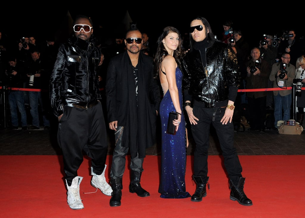 Photos from the NRJ Music Awards