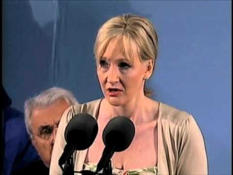 J.K. Rowling's Harvard Commencement Speech (2011)