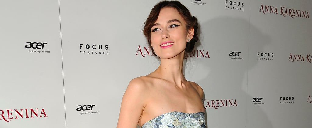 Keira Knightley Rarely Wears a Dress Without This 1 Little Detail