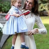 Best Pictures of Prince George and Princess Charlotte | 2016