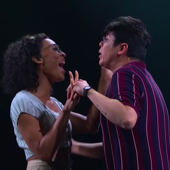 "Mj Rodriguez and George Salazar Sing ""Suddenly Seymour"""
