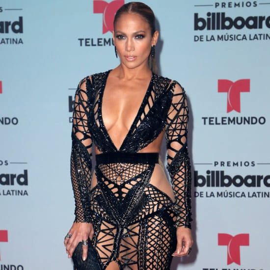 Jennifer Lopez at Billboard Latin Music Awards 2017