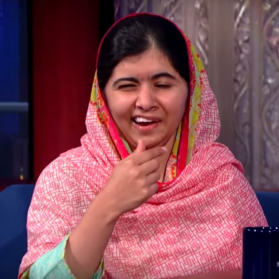Malala Yousafzai Interview on Late Night Stephen Colbert