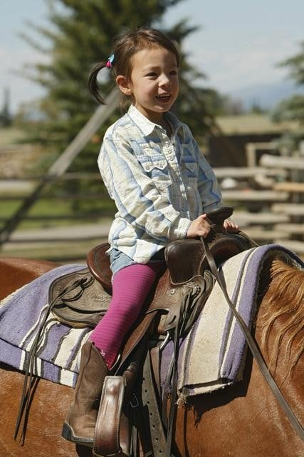 Aubrey Anderson-Emmons as Lily on Modern Family.  Photo copyright 2011 ABC, Inc.