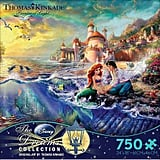 Ceaco Kinkade Disney Dreams The Little Mermaid Puzzle, 750 pieces