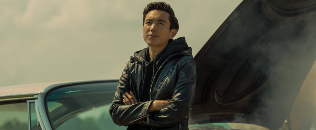 Pictures of Justin H. Min as Ben on The Umbrella Academy