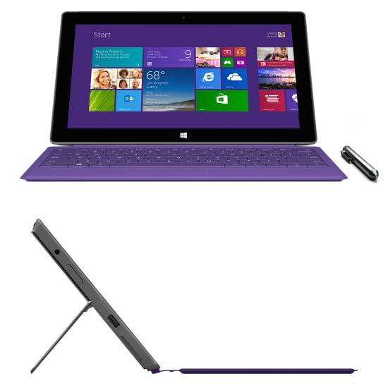 Microsoft Surface Pro 2 Specs
