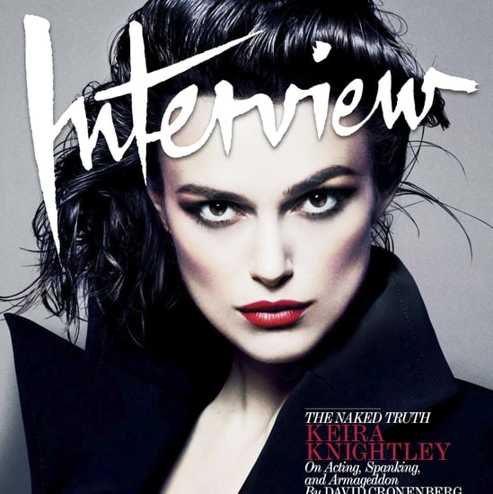 Keira Knightley in Interview Magazine April 2012