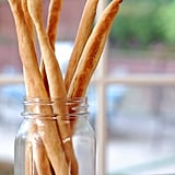 Appetizer: Easy Vegan Breadsticks