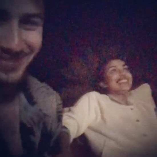 Nick Jonas's Instagram Video of Priyanka Chopra Watching Elf