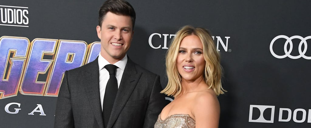 Scarlett Johansson and Colin Jost Engaged