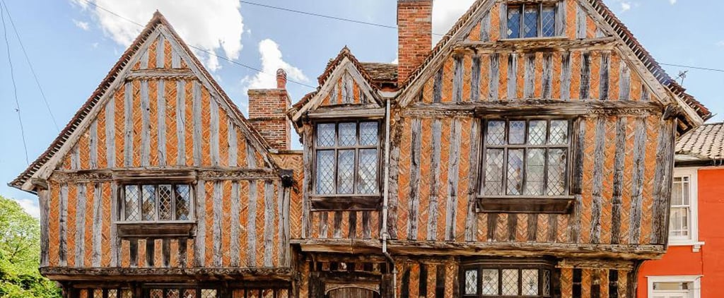 Harry Potter's Childhood Home Airbnb Listing Photos