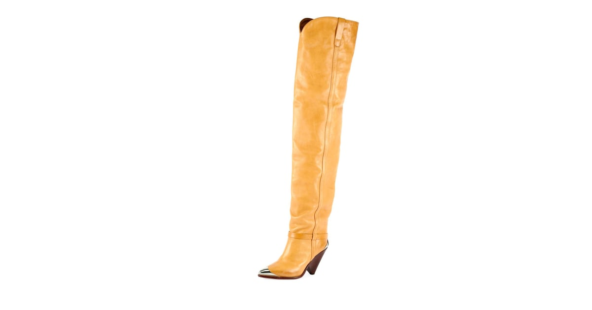 5ec517a9e35 Our Pick  Isabel Marant Lafsten Over-the-Knee Western Boot