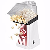 A mini popcorn machine, in case they really want to get into the movie-watching mood.