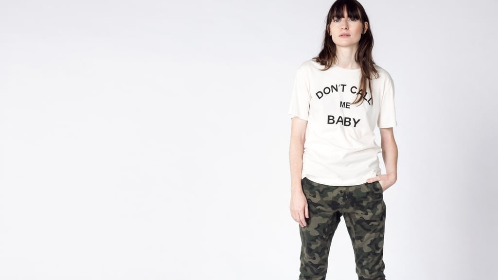 Don't Call Me Baby T-Shirt ($42)
