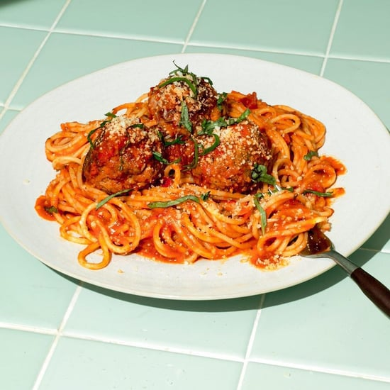 Chrissy Teigen Shared Her Spaghetti and Meatballs Recipe