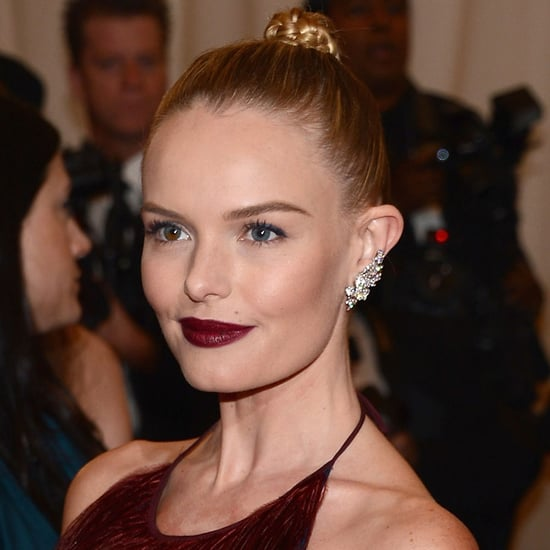 Kate Bosworth's Beauty Look at the 2012 Met Costume Institute Gala