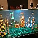 This Lego Quidditch Aquarium