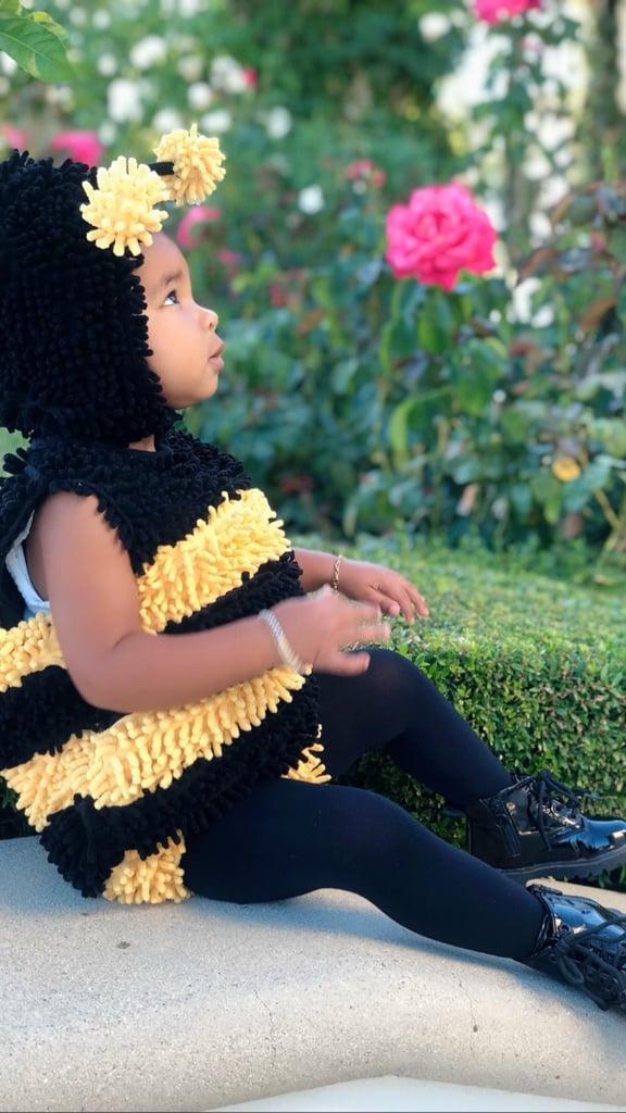 True Thompson's Bumblebee Halloween Costume