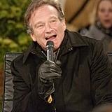 Robin Williams, 2002
