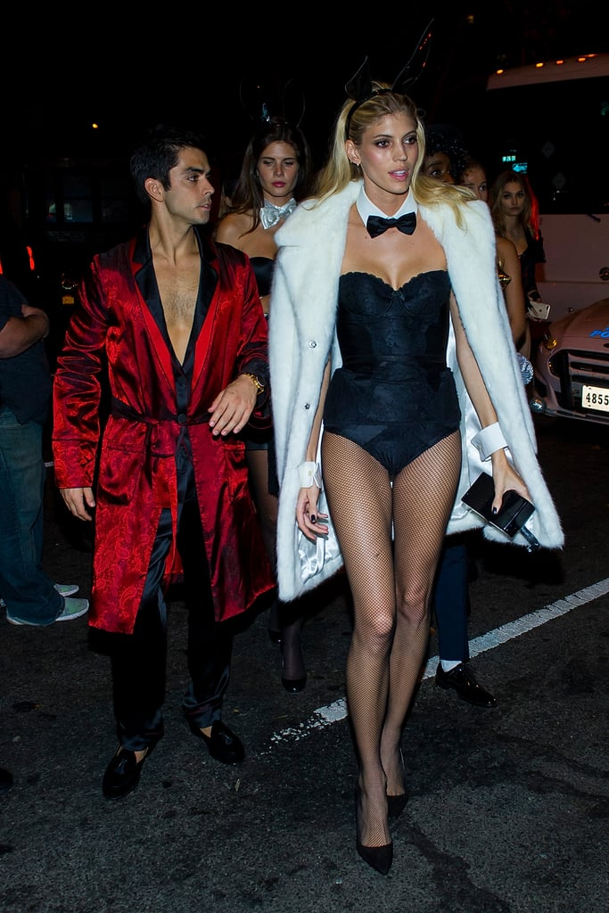 Devon Windsor  sc 1 st  Popsugar & Devon Windsor | Model Halloween Costumes 2017 | POPSUGAR Fashion ...