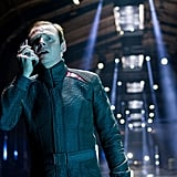 Simon Pegg in Star Trek Into Darkness.