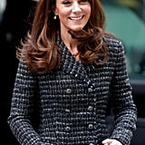 February: Kate attended a conference about tackling mental health in schools.
