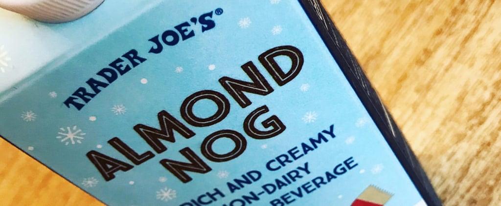 Trader Joe's Holiday Almond Nog