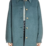 Acne Studios Otty Wool Shirt Jacket