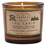 United by Blue Log Cabin Out of Doors Scented Candle