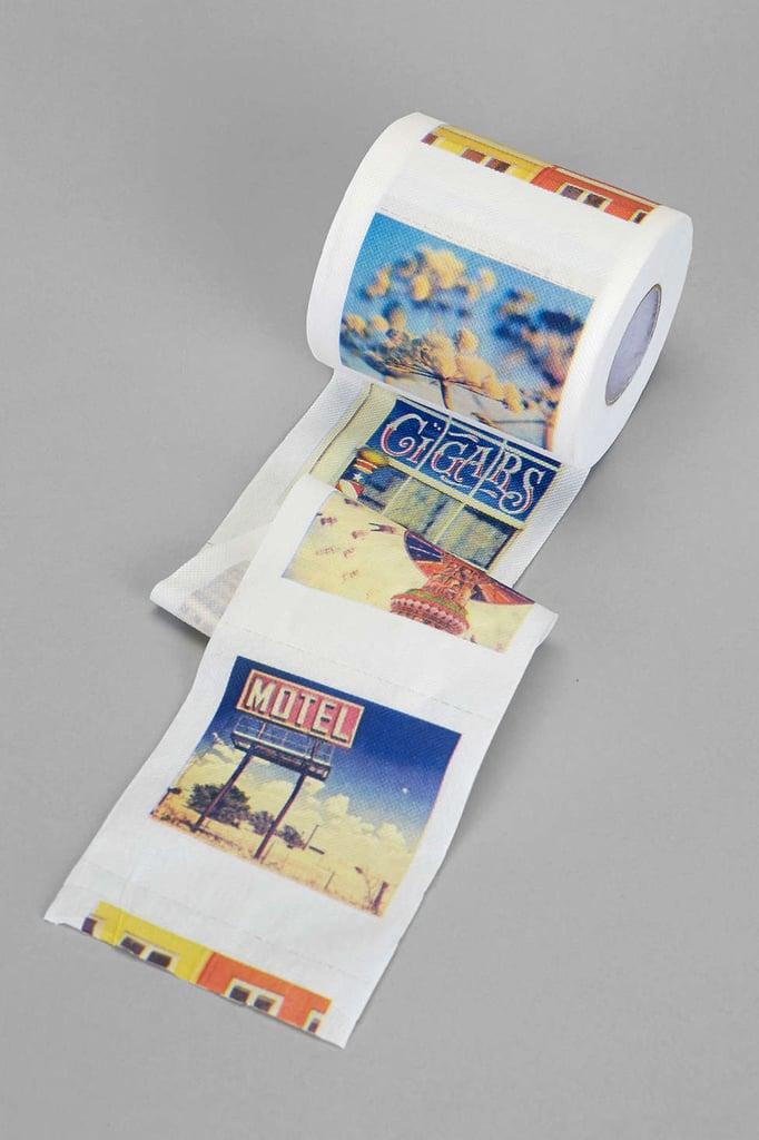 Polaroll Printed Toilet Paper