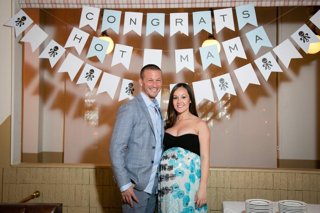 Ashley Hebert and JP Rosenbaum's Baby Shower