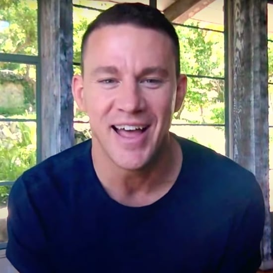 "Channing Tatum on Teaching Daughter Everly to ""Find Joy"""