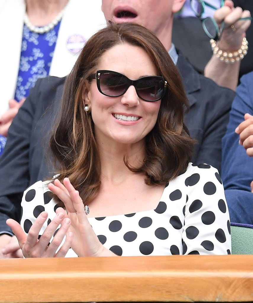 Best Duchess of Cambridge Hairstyles