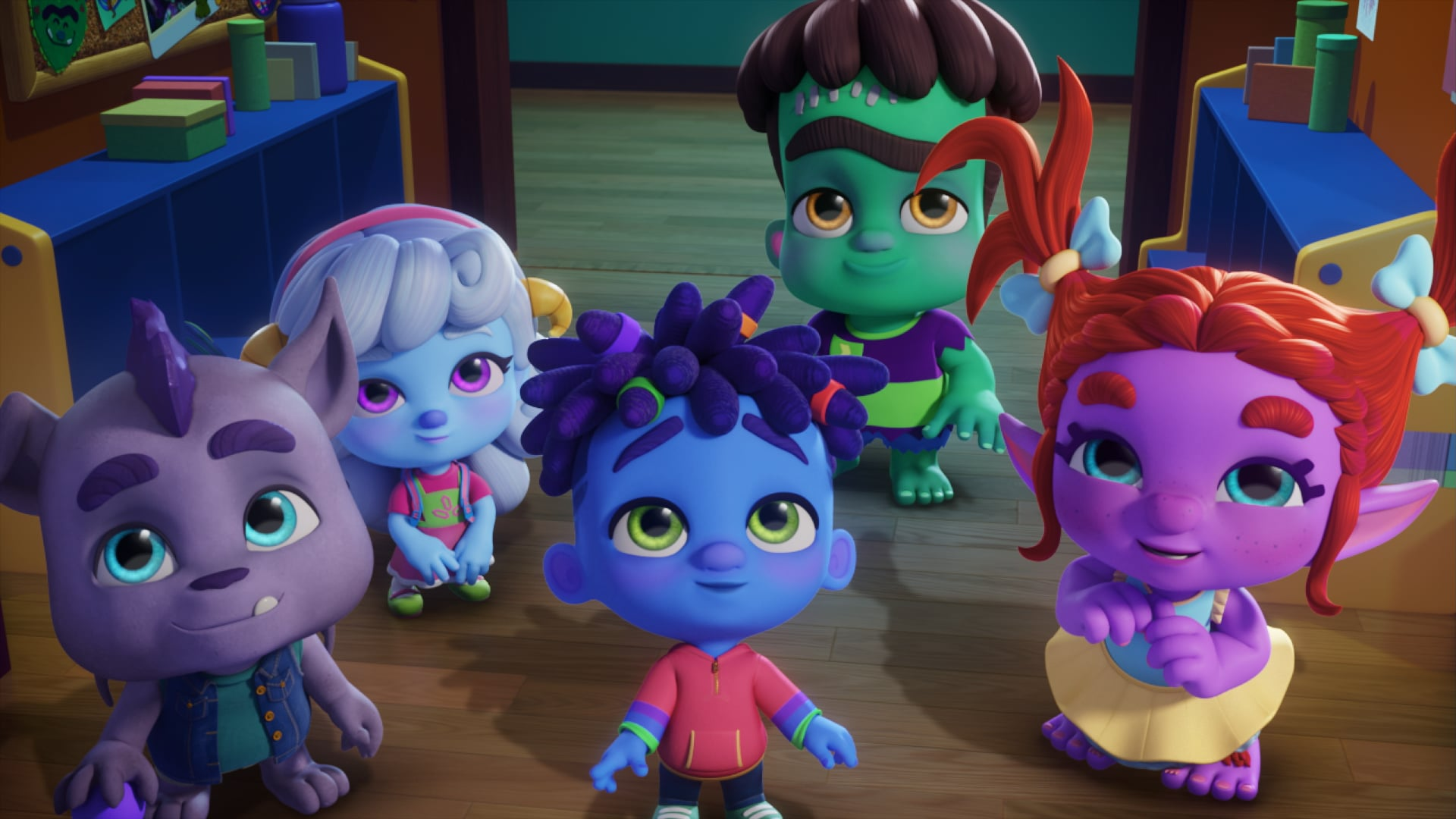 Super Monsters Halloween Specials Galore And The Other New Shows For Your Kids On Netflix In 2020 Popsugar Family Photo 36