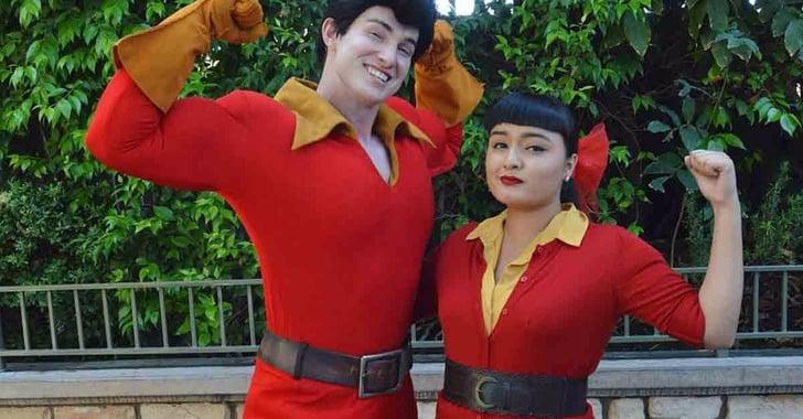 Halsey Chats Breaking Down Gender Stereotypes And: Genderbent Disney Halloween Costumes
