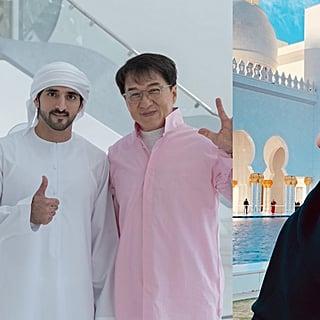 مشاهير في دبي 2019