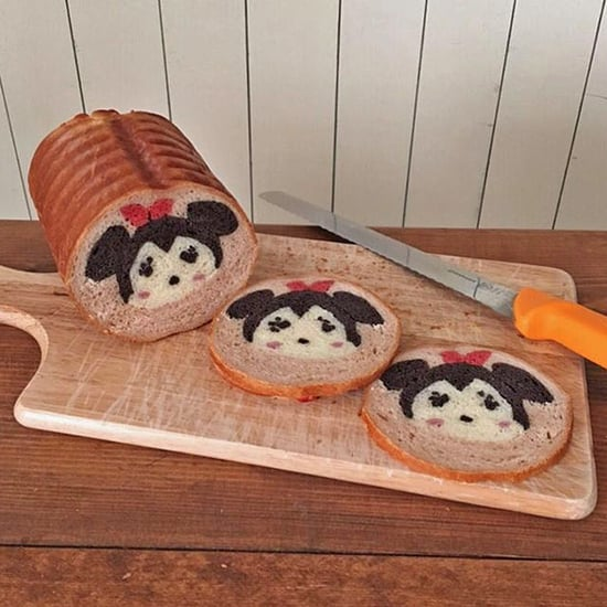 Japanese Baker Makes Bread Art