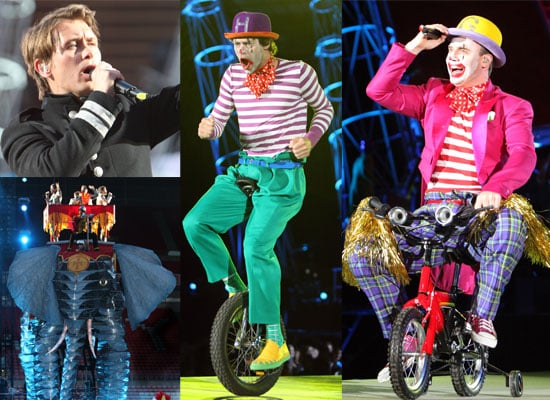 Photos From Take That: The Circus Live Show With Gary Barlow, Jason Orange, Howard Donald and Mark Owen