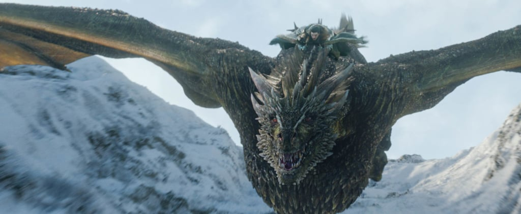 Which Dragon Did Jon Ride in Game of Thrones Season 8?