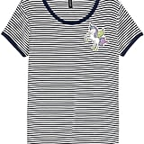 Striped Unicorn Shirt