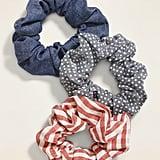 Hair Scrunchie 3-Pack