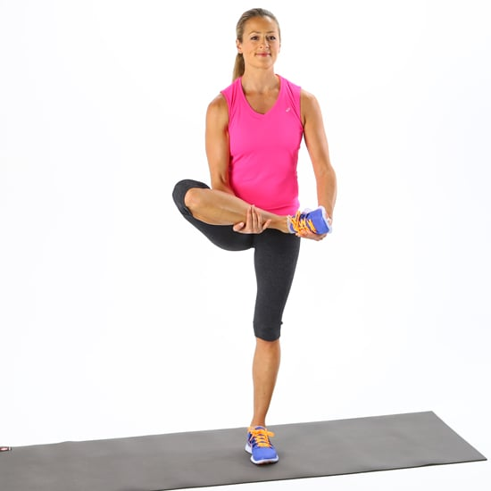Active Stretching For Legs and Hips