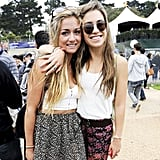 The Outside Lands festival brought tons of laid-back summery pieces.