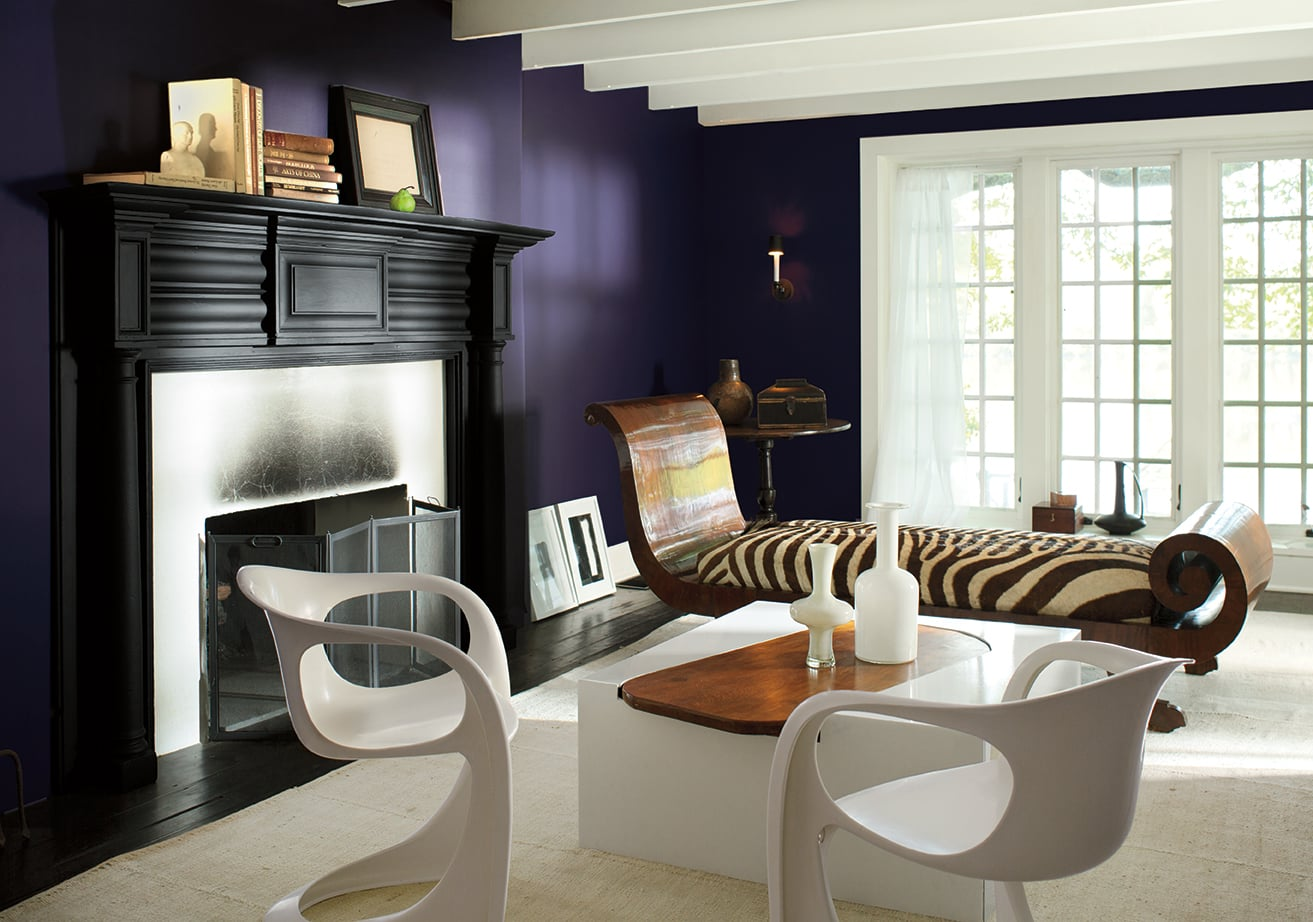 The Trendy Wall Color We're Predicting Will Overtake Grey This Year