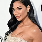 Nicole Scherzinger at the 2019 Elton John AIDS Foundation Academy Oscars Party